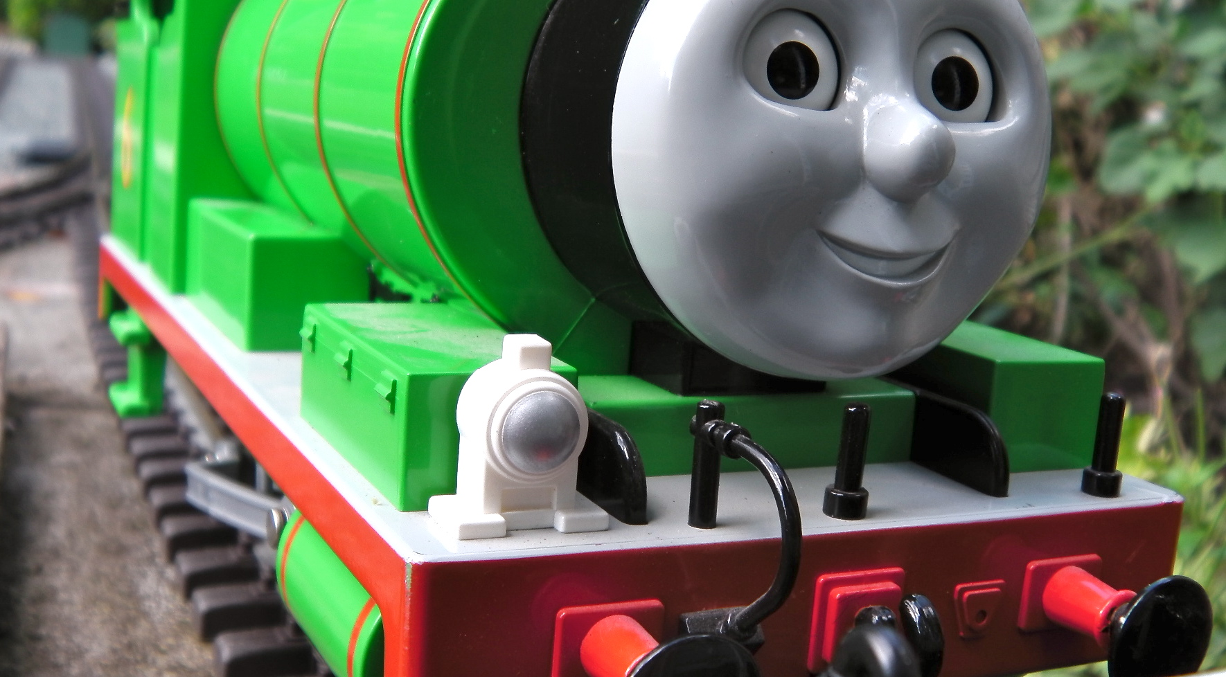 Thomas and Percy's Ghost