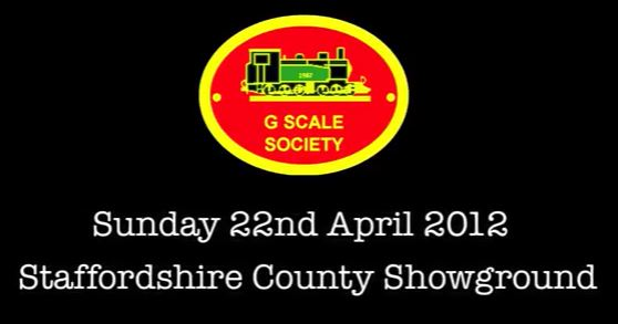 G Scale Society 25th Anniversary Stafford Show Video