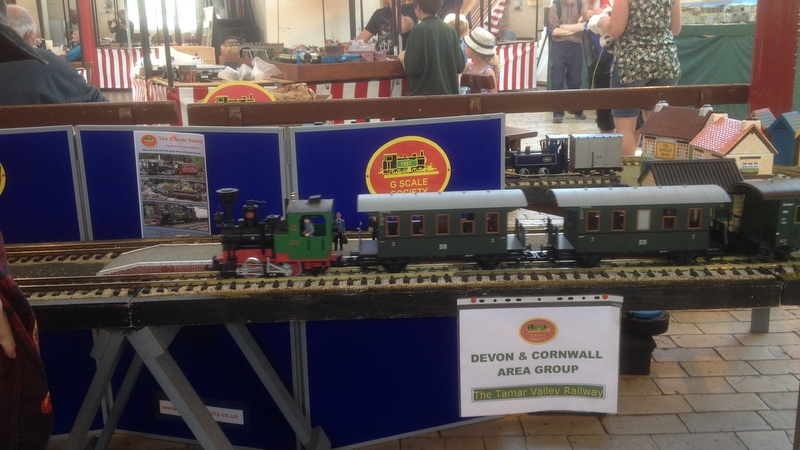 G Scale Devon and Cornwall Group